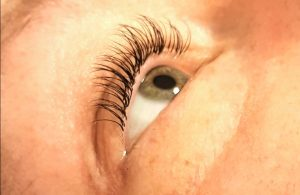 resultaat one by one wimperextensions