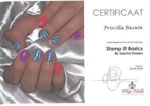 Stamp It Basics - Pika Nails