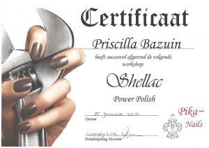 Shellac Power Polish - Pika Nails