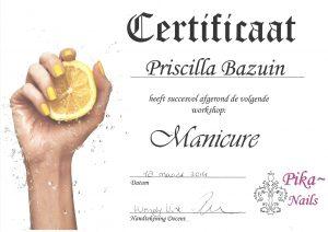 Manicure - Pika Nails