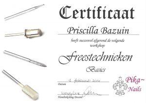Freestechnieken Nagels Basics - Pika Nails