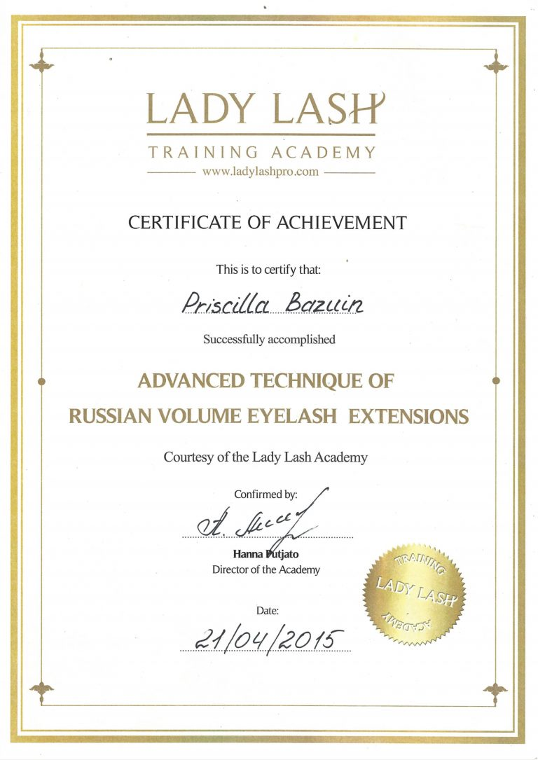 Lady Lash Wimperextensions